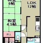 ☆平成30年3月リフォーム済み(間取)