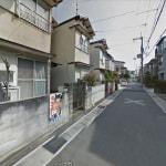 前道・街並み(Googleマップより)(周辺)