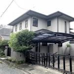☆パナホーム(株)旧施工の家(外観)
