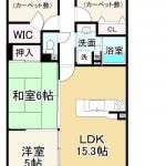 ☆7階最上階(眺望良好)・4LDK(間取)