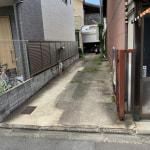 間口2.7m(駐車3台可)(外観)
