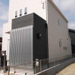 ①号地モデルハウス(①号地とは建物外構の仕様は一部異なります)(外観)