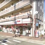 デイリーヤマザキ墨染店(周辺)