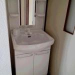 洗面台(新調)