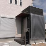 ①号地モデルハウス(①号地とは建物外構の仕様は一部異なります)(玄関)