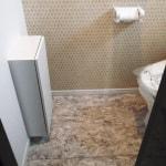 トイレ収納付