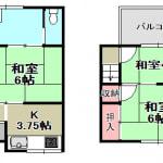 ※賃貸入居予定(間取)