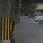 (Googleマップより)間口3.05m(外観)