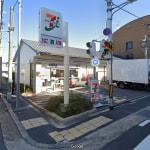 セブンイレブン伏見深草店(周辺)