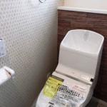 トイレ〈参考資料〉①号地モデルハウス